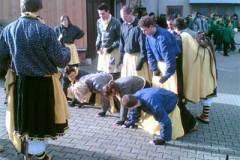 20.01.08: Jubiläumsumzug Ringtreffen Ergenzingen