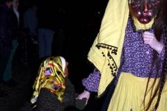 24.01.09: Jubiläumsfasnet - Nachtumzug