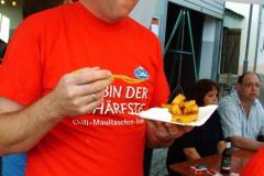 28.08.09: Sommer-Grillfest mit Chili-Maultaschen